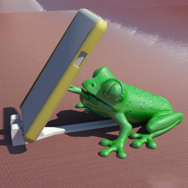 青蛙智能手机支架3D打印模型,青蛙智能手机支架3D模型下载,3D打印青蛙智能手机支架模型下载,青蛙智能手机支架3D模型,青蛙智能手机支架STL格式文件,青蛙智能手机支架3D打印模型免费下载,3D打印模型库