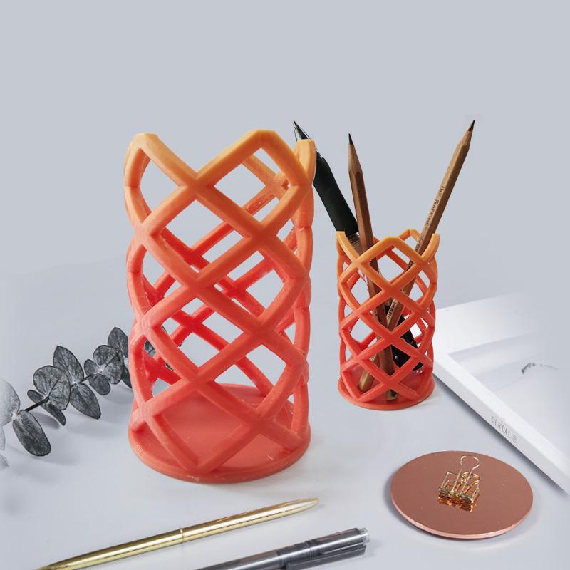 菱格笔筒3D打印模型,菱格笔筒3D模型下载,3D打印菱格笔筒模型下载,菱格笔筒3D模型,菱格笔筒STL格式文件,菱格笔筒3D打印模型免费下载,3D打印模型库