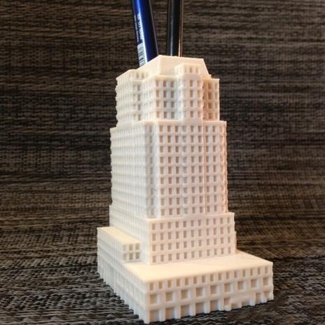 摩天大楼笔筒3D打印模型,摩天大楼笔筒3D模型下载,3D打印摩天大楼笔筒模型下载,摩天大楼笔筒3D模型,摩天大楼笔筒STL格式文件,摩天大楼笔筒3D打印模型免费下载,3D打印模型库