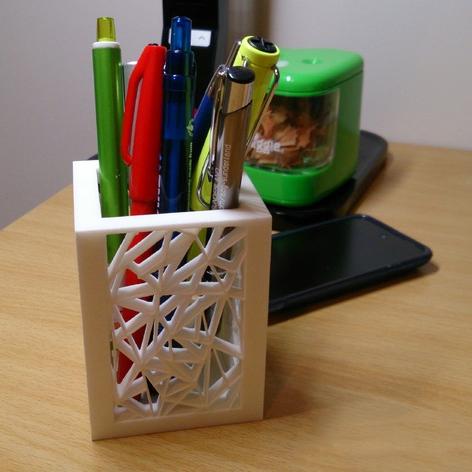 笔筒3D打印模型,笔筒3D模型下载,3D打印笔筒模型下载,笔筒3D模型,笔筒STL格式文件,笔筒3D打印模型免费下载,3D打印模型库