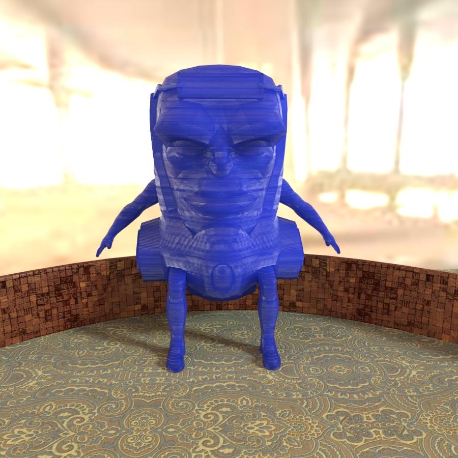 modok3D打印模型,modok3D模型下载,3D打印modok模型下载,modok3D模型,modokSTL格式文件,modok3D打印模型免费下载,3D打印模型库
