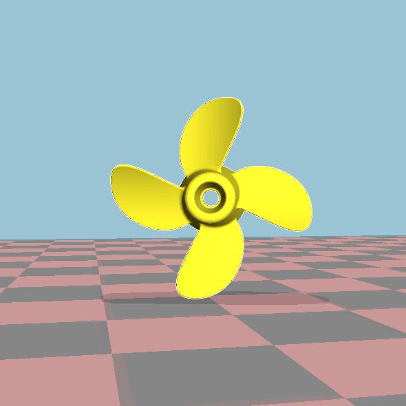 五叶螺旋桨3D打印模型,五叶螺旋桨3D模型下载,3D打印五叶螺旋桨模型下载,五叶螺旋桨3D模型,五叶螺旋桨STL格式文件,五叶螺旋桨3D打印模型免费下载,3D打印模型库