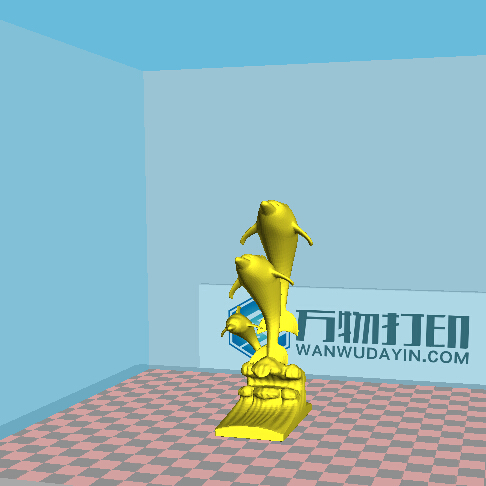 三只小海豚3D打印模型,三只小海豚3D模型下载,3D打印三只小海豚模型下载,三只小海豚3D模型,三只小海豚STL格式文件,三只小海豚3D打印模型免费下载,3D打印模型库
