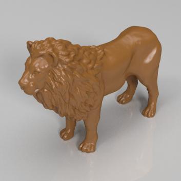 狮子3D打印模型,狮子3D模型下载,3D打印狮子模型下载,狮子3D模型,狮子STL格式文件,狮子3D打印模型免费下载,3D打印模型库