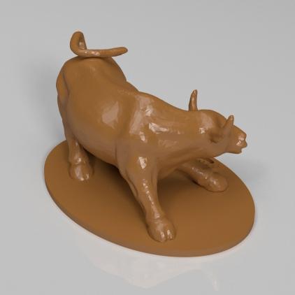华尔街牛3D打印模型,华尔街牛3D模型下载,3D打印华尔街牛模型下载,华尔街牛3D模型,华尔街牛STL格式文件,华尔街牛3D打印模型免费下载,3D打印模型库