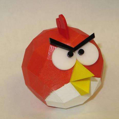 愤怒的小鸟3D打印模型,愤怒的小鸟3D模型下载,3D打印愤怒的小鸟模型下载,愤怒的小鸟3D模型,愤怒的小鸟STL格式文件,愤怒的小鸟3D打印模型免费下载,3D打印模型库
