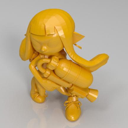 拿水枪的女孩3D打印模型,拿水枪的女孩3D模型下载,3D打印拿水枪的女孩模型下载,拿水枪的女孩3D模型,拿水枪的女孩STL格式文件,拿水枪的女孩3D打印模型免费下载,3D打印模型库