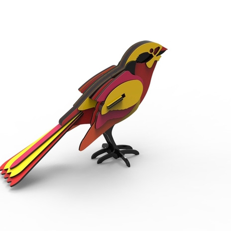 可爱的小鸟3D打印模型,可爱的小鸟3D模型下载,3D打印可爱的小鸟模型下载,可爱的小鸟3D模型,可爱的小鸟STL格式文件,可爱的小鸟3D打印模型免费下载,3D打印模型库