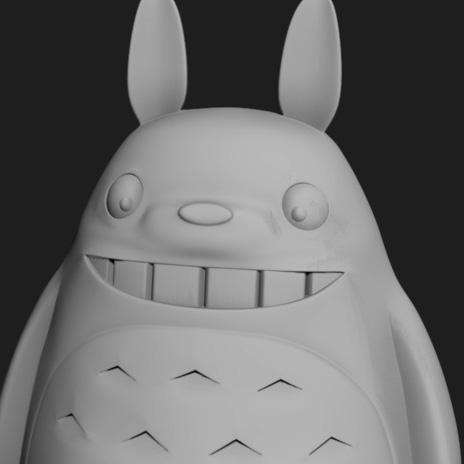 龙猫3D打印模型,龙猫3D模型下载,3D打印龙猫模型下载,龙猫3D模型,龙猫STL格式文件,龙猫3D打印模型免费下载,3D打印模型库