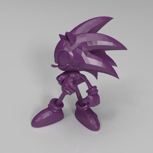 声波Sonic3D打印模型,声波Sonic3D模型下载,3D打印声波Sonic模型下载,声波Sonic3D模型,声波SonicSTL格式文件,声波Sonic3D打印模型免费下载,3D打印模型库