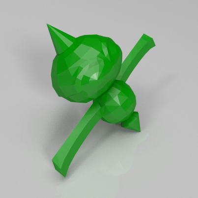 Baltoy3D打印模型,Baltoy3D模型下载,3D打印Baltoy模型下载,Baltoy3D模型,BaltoySTL格式文件,Baltoy3D打印模型免费下载,3D打印模型库