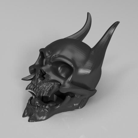 恶魔头骨3D打印模型,恶魔头骨3D模型下载,3D打印恶魔头骨模型下载,恶魔头骨3D模型,恶魔头骨STL格式文件,恶魔头骨3D打印模型免费下载,3D打印模型库