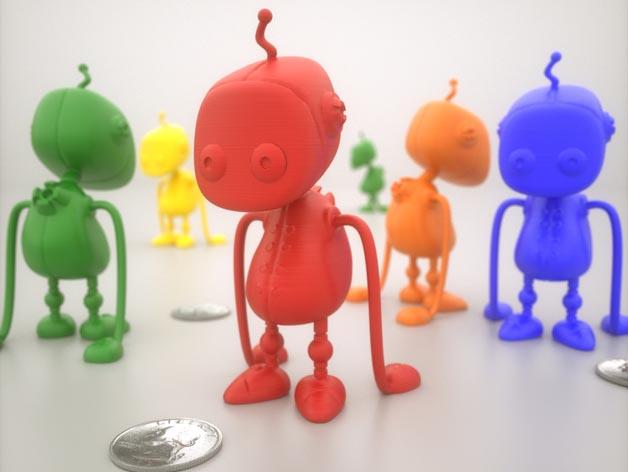 工作机器人3D打印模型,工作机器人3D模型下载,3D打印工作机器人模型下载,工作机器人3D模型,工作机器人STL格式文件,工作机器人3D打印模型免费下载,3D打印模型库