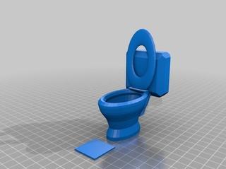 马桶3D打印模型,马桶3D模型下载,3D打印马桶模型下载,马桶3D模型,马桶STL格式文件,马桶3D打印模型免费下载,3D打印模型库