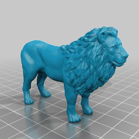 温顺的狮子3D打印模型,温顺的狮子3D模型下载,3D打印温顺的狮子模型下载,温顺的狮子3D模型,温顺的狮子STL格式文件,温顺的狮子3D打印模型免费下载,3D打印模型库