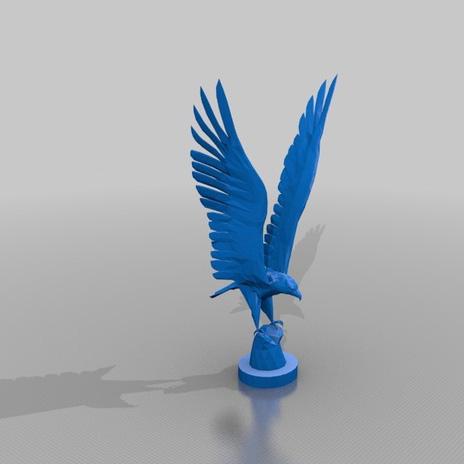 雄鹰展翅3D打印模型,雄鹰展翅3D模型下载,3D打印雄鹰展翅模型下载,雄鹰展翅3D模型,雄鹰展翅STL格式文件,雄鹰展翅3D打印模型免费下载,3D打印模型库