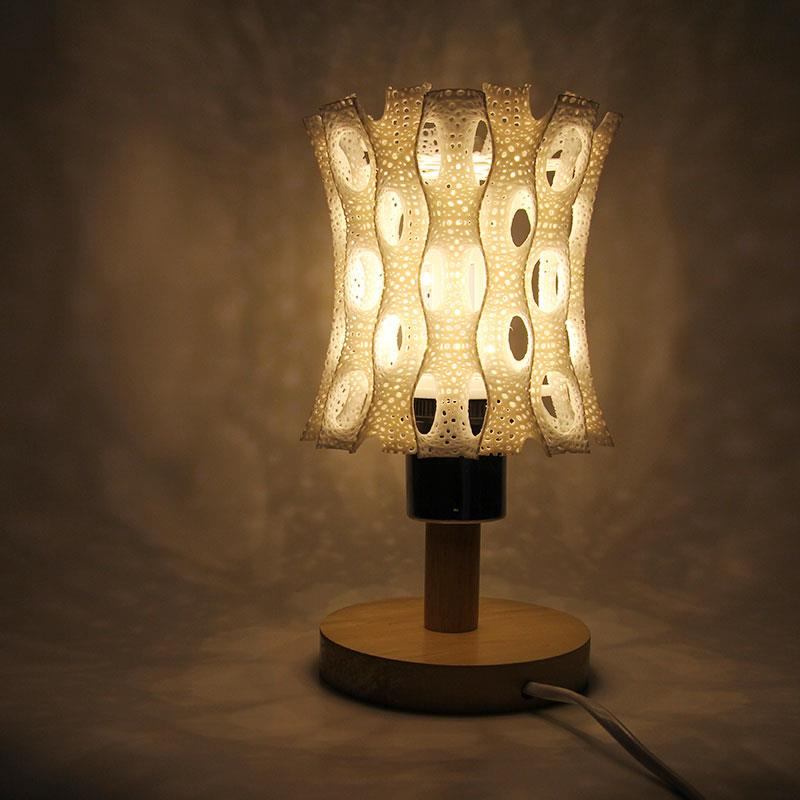3D打印 珊瑚灯罩 STL数据下载