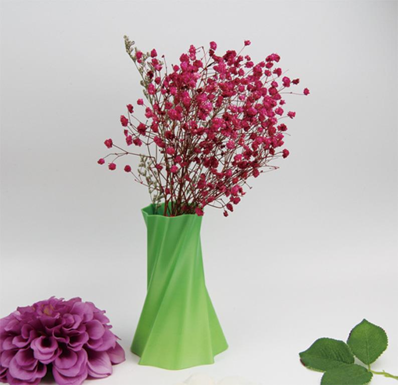 3D打印多边形广口花瓶