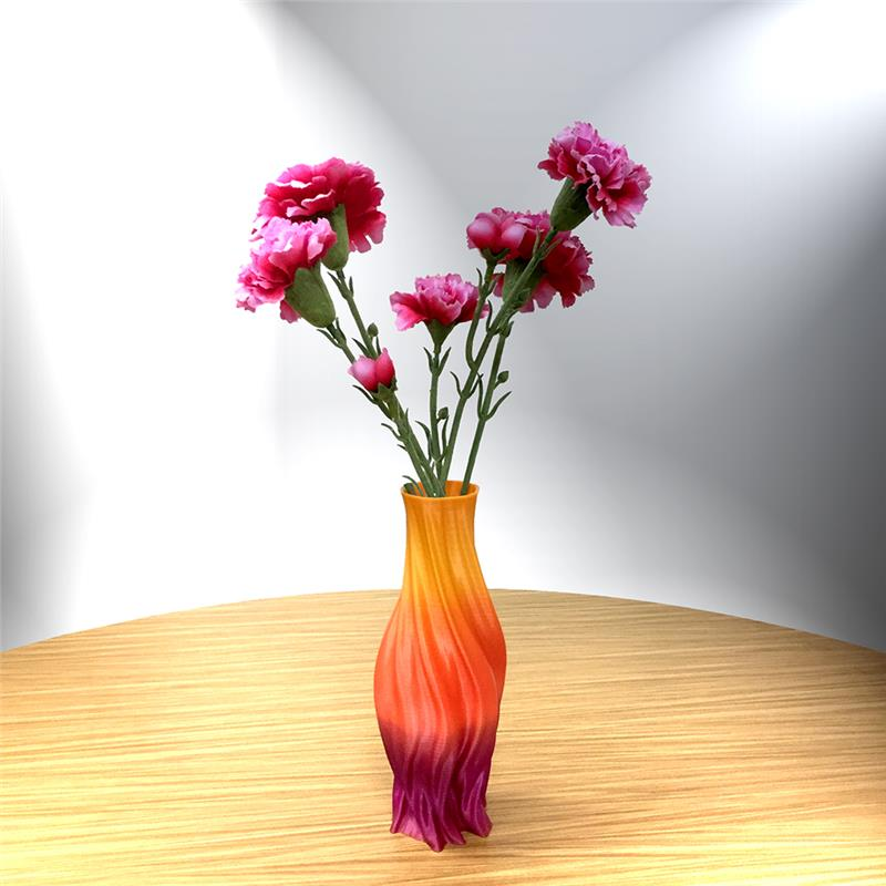 3D打印连衣裙(花瓶) 渐变色