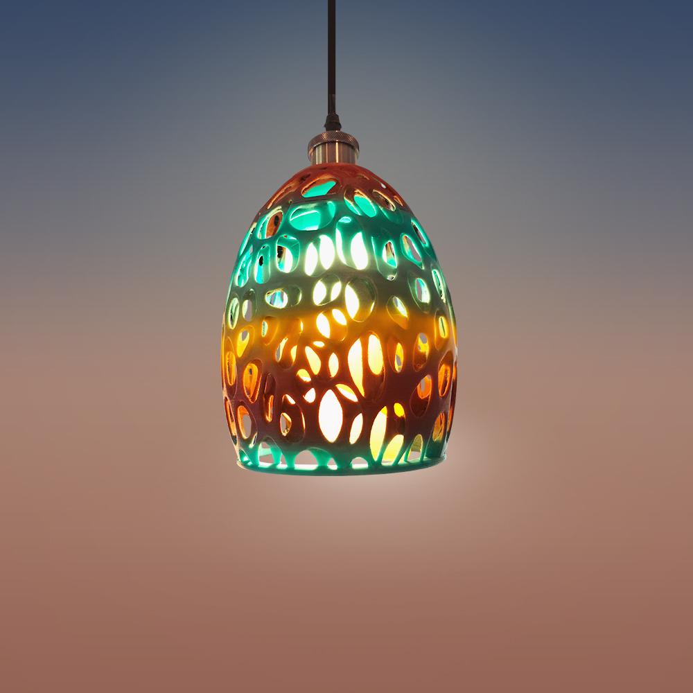 3D打印 镂空灯罩 STL数据下载