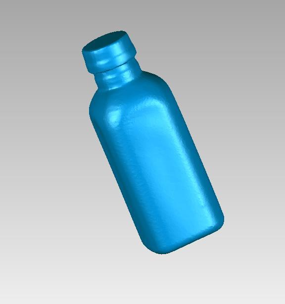 3D打印瓶子