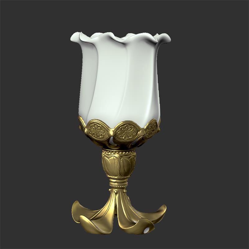 3D打印 台灯1模型图片、模型下载、STL文件下载