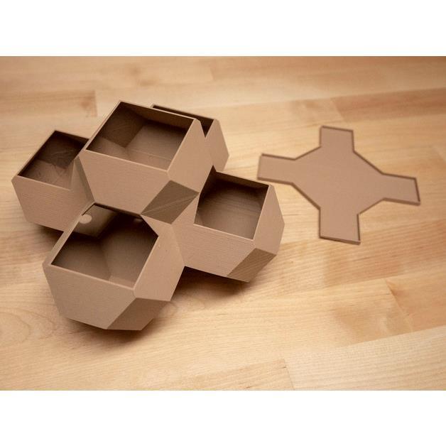3D打印创意小盆栽 STL数据下载、在线打印