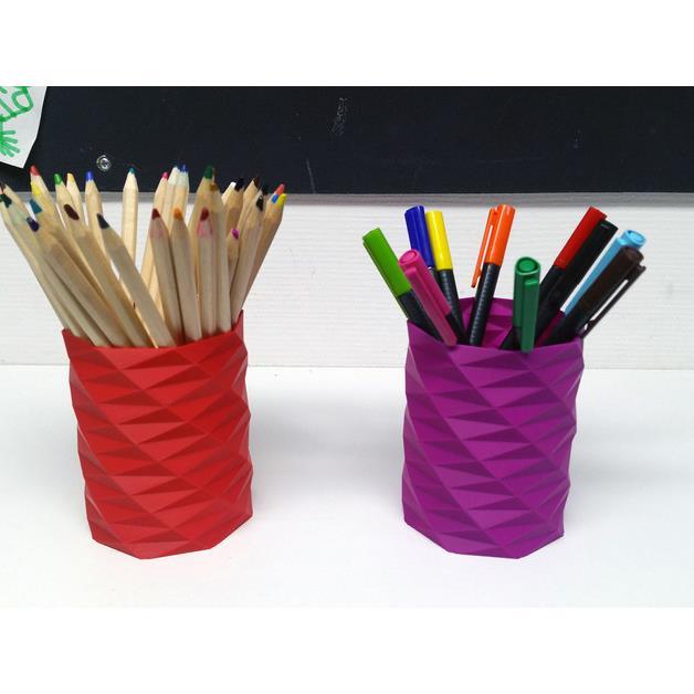 3D打印铅笔盒 STL数据下载、在线打印