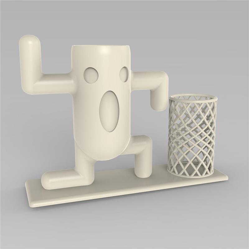 3D打印 多功能桌面摆件(单色) STL数据,STL数据下载