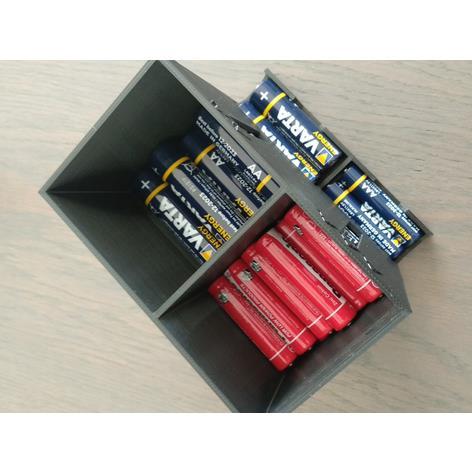 电池收纳盒3D打印模型,电池收纳盒3D模型下载,3D打印电池收纳盒模型下载,电池收纳盒3D模型,电池收纳盒STL格式文件,电池收纳盒3D打印模型免费下载,3D打印模型库