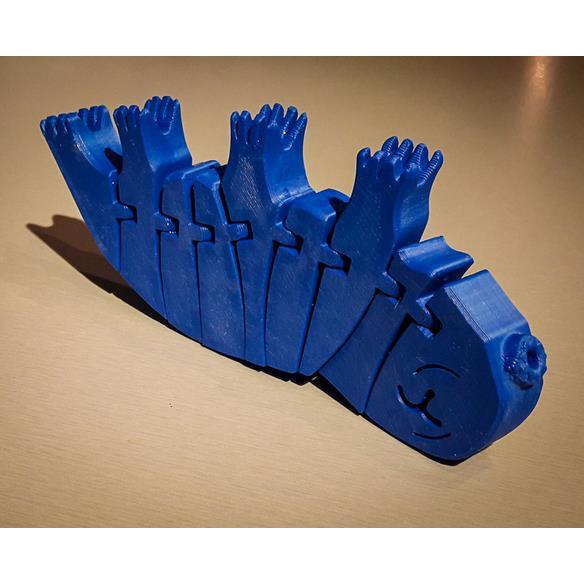 灵活小动物3D打印模型,灵活小动物3D模型下载,3D打印灵活小动物模型下载,灵活小动物3D模型,灵活小动物STL格式文件,灵活小动物3D打印模型免费下载,3D打印模型库
