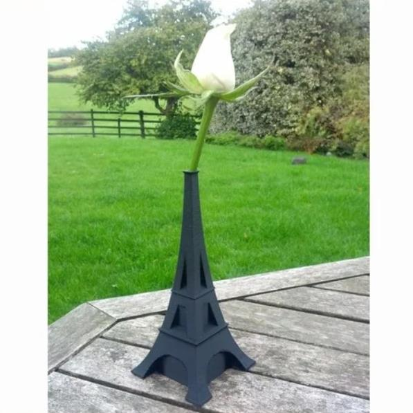 3D打印艾菲尔花蕾花瓶