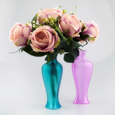 3D打印曲线花瓶